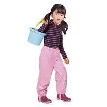 Outfits Rain-Pants Warm-Trousers Waterproof Outerwear Baby-Girls-Boys Polar-Fleece-Padded