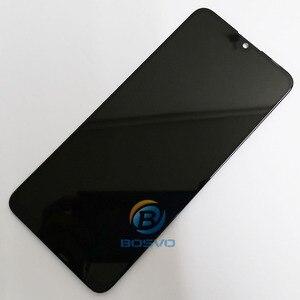 Image 3 - لهواوي P الذكية 2019 شاشة LCD عرض التمتع 9S مع اللمس مع الإطار الجمعية استبدال إصلاح أجزاء
