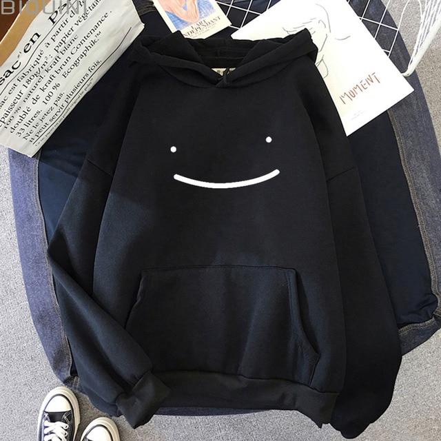 Dream Smp Hoodies Women Aesthetic Oversized Hoodie Harajuku Sweatshirts Men/Female Unisex Long Sleeve Clothes Fashion Kpop Wram 2