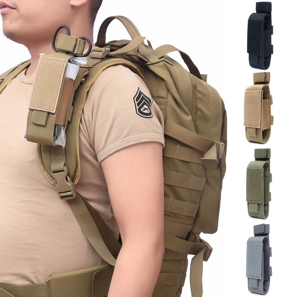 Military Emergency SurvivalBag Outdoor Hiking Camping First Aid Molle Survie Equipement Kit Supervivencia For Hemostasis