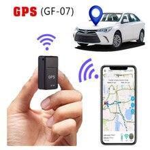 Mini rastreador de carro veículo magnético caminhão gps localizador anti-roubo gravação dispositivo de rastreamento pode controle de voz para crianças idosos animais de estimação