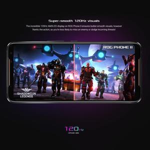 Image 4 - ASUS ROG Phone 2 (ZS660KL)  Gaming Phone 8GB RAM 128GB ROM Snapdragon 855 Plus 6000mAh NFC Android9.0  Smartphone