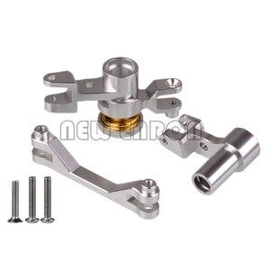 Image 5 - ENRON Conjunto de dirección de aluminio para coche de control remoto, partes de coche de radiocontrol, Traxxas 8543, Unlimited, Desert Racer, UDR 2013 4 2013 4