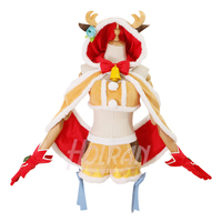 Re:Life in a different world from zero linkage Shironeko Project cosplay costume Rem Ram suit Christmas clothing
