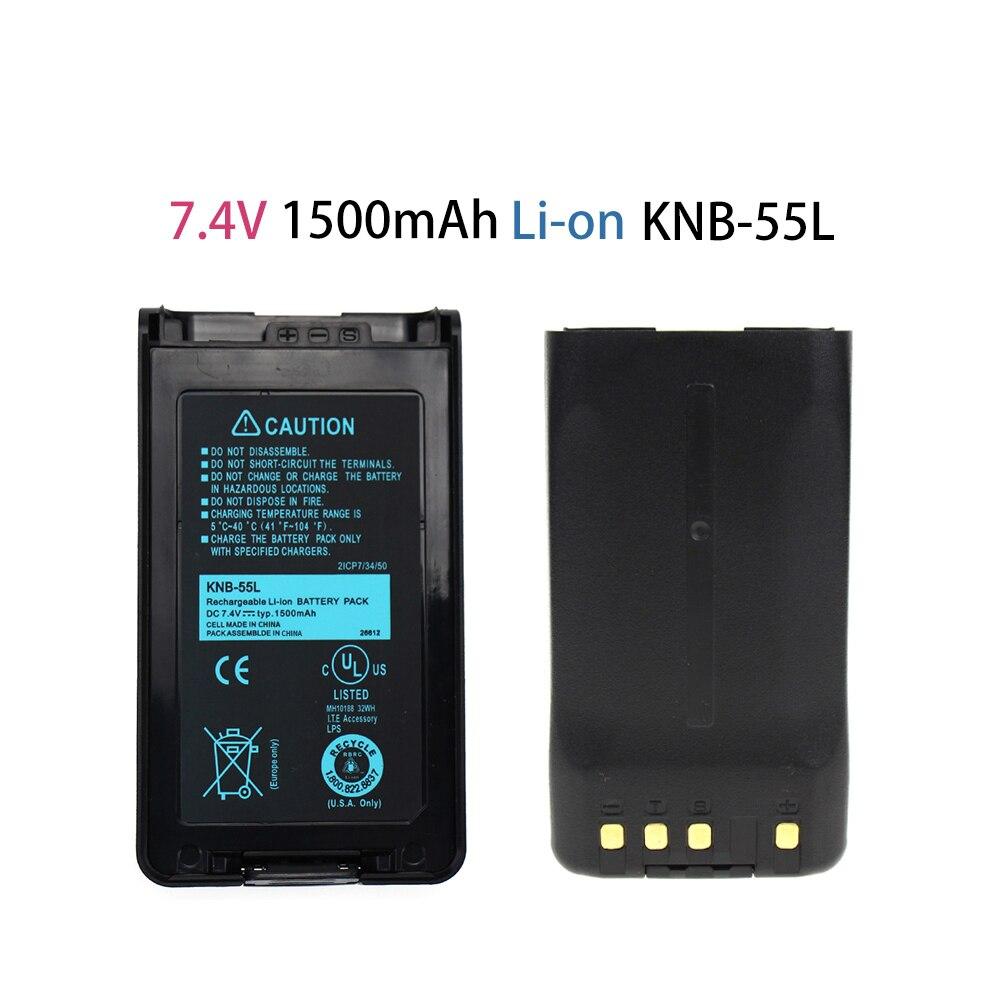 KNB-55L Battery Replacement For Kenwood TK-3360, TK-3160, TK-2170, KNB-57L, TK-3173, TK-3170, TK-2360, NX-320, TK-3140, TK-2160