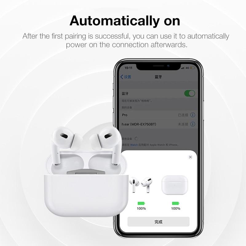 Airpods Pro 3 Bluetooth Headphones Headset Alternative 2