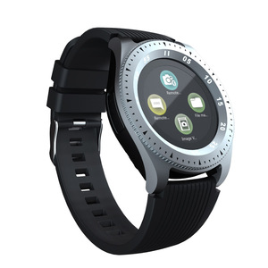 Image 2 - Z4 Smart Phone Watch Android SIM TF Card Dail Call Round Touch Screen Bluetooths 3.0 Watches Men Lady Fitness Health Smartwatch