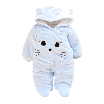 LZH Baby Winter Clothes Newborn Baby Girls Overall Autumn Baby Romper For Baby Boys Jumpsuit Christmas Costume Infant Clothing 14