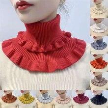 Fake Collar Neck Guard Fall/Winter Women