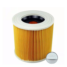 Filter Element For Karcher WD2 WD3MV3 MV2 A2004 A2054 A2204 A2656 Washable And Reusable Filter Hepa Vacuum Cleaner Accessories