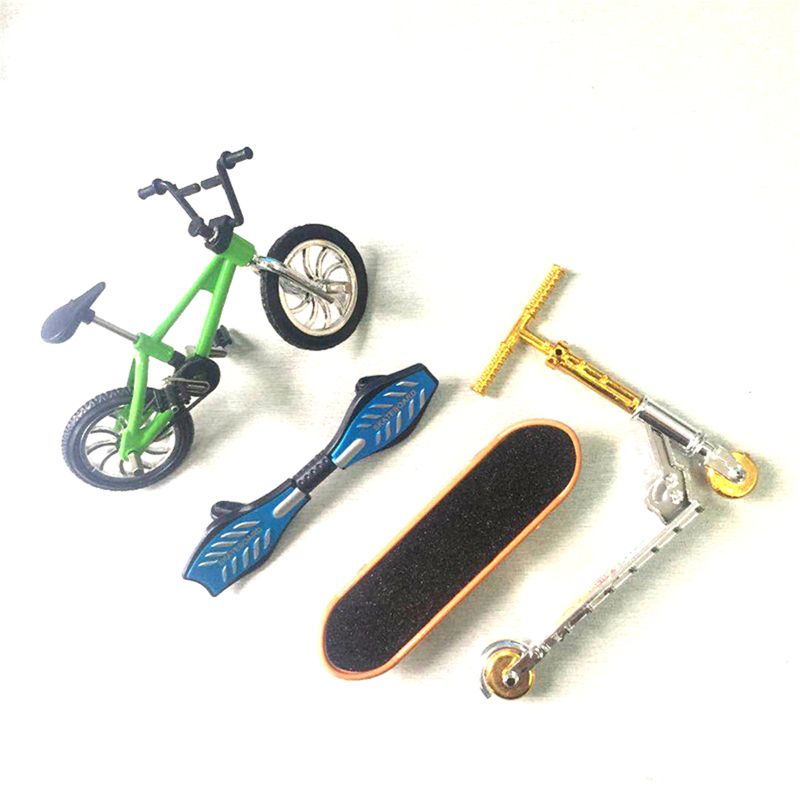 Mini Scooter Two Wheel Scooter Children's Educational Toys Finger Scooter Bike P31B