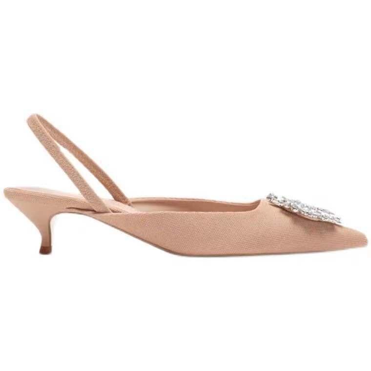 de diamante, sandálias stiletto toe, sandálias de renda
