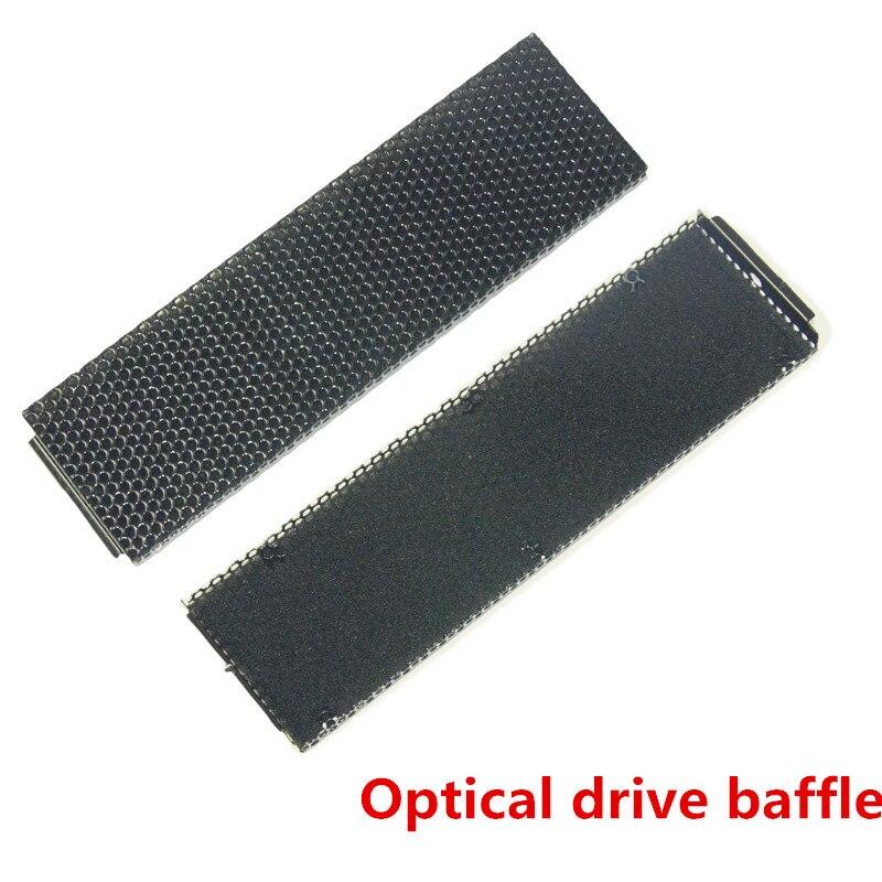 """Universal Desktop FDD Bezel 3.5/"""" Bezel Blank Floppy Cover Plate Carbon Black"""