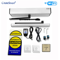 Wifi Switch Smart Automatic Swing Door Opener Work With Alexa/Echo