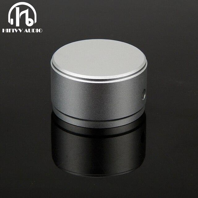 HIFI 오디오 앰프 알루미늄 볼륨 손잡이 1pcs 직경 38mm 높이 22mm 증폭기 전위차계 손잡이