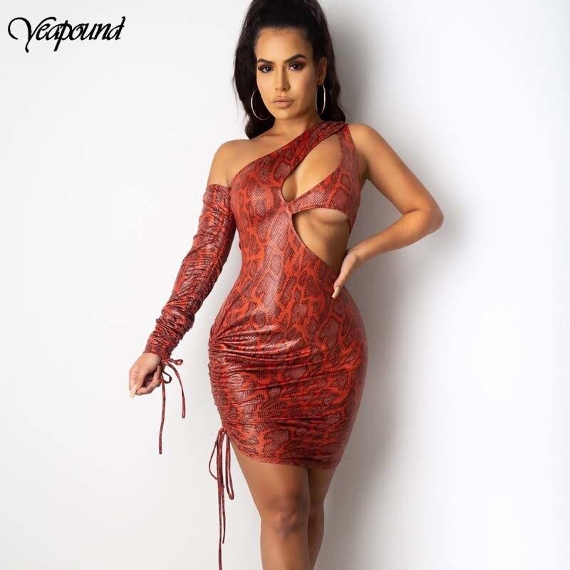 Fashion Women Bodycon Slim Dress