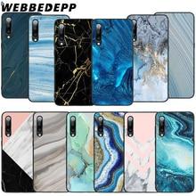 WEBBEDEPP Luxury marble Soft TPU Case for Xiaomi Mi 6 8 A2 Lite 6 9 A1 Mix 2s Max 3 F1 9T A3 Pro CC9E Cover webbedepp yin yang koi fish soft tpu case for xiaomi mi 6 8 a2 lite 6 9 a1 mix 2s max 3 f1 9t a3 pro cc9e cover