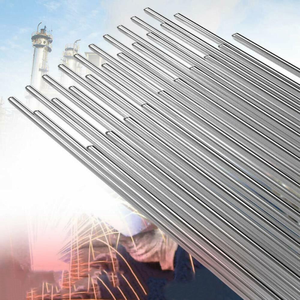 50 Pcs Aluminium Welding Rods Brazing Easy Soldering Low Temperature
