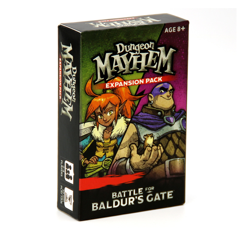 Dungeon Mayhem Expansion Pack Battle For Baldur's Gate