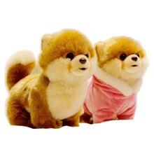 Fancytrader реалистичные животные плюшевые игрушки Моделирование Померанский Мальтийский собака Шиба кукла ину для детей девочка подарок много моделей