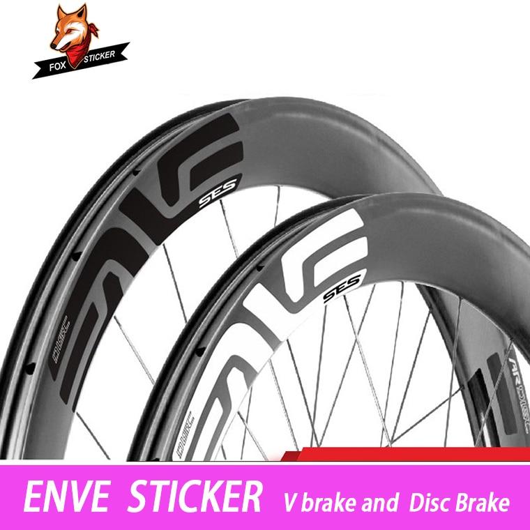 12pcs logo 700c road bicycle carbon wheelset sticker 30/38/40/50/55/60/80/88mm brand road bicycle wheels sticker decal|Bicycle Stickers| |  - title=