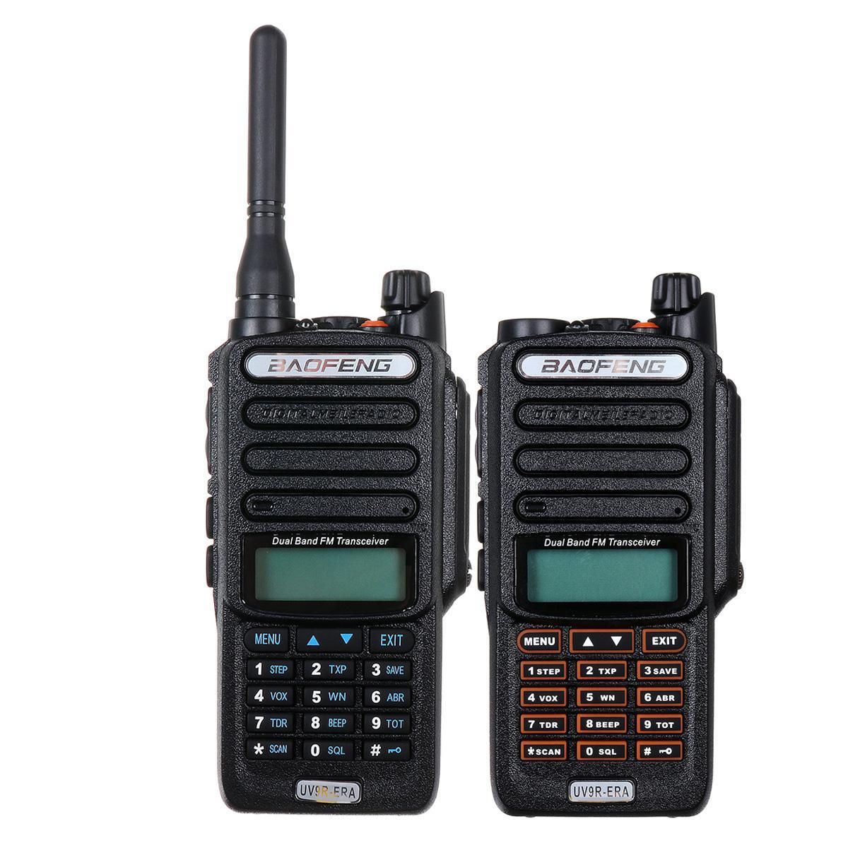 Профессиональная рация с УФ-излучением, двусторонняя радиостанция Comunicador, высокочастотный приемопередатчик, радиус действия 15 км, IP57