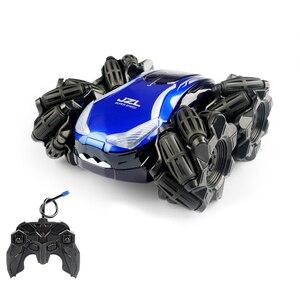 Image 3 - Mini coche eléctrico RC Control remoto juguete Radio Control Drift Car juguetes para niños regalos niños vehículo juguete 1:24 2555