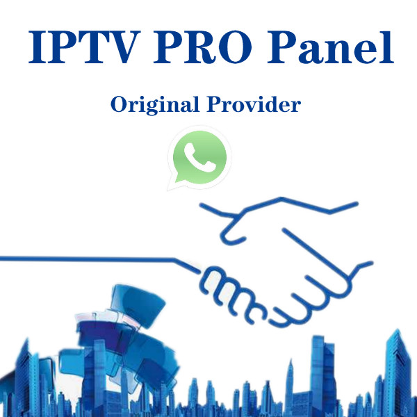 IPTV Control Panel For Reseller Management