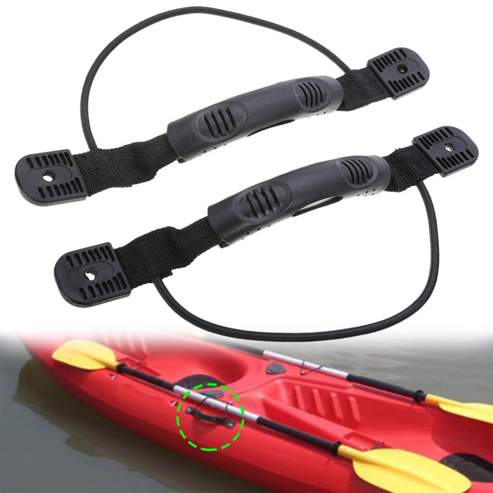 1 Pair Lightweight 280mm Canoe Kayak Boat Carry Handles Hand Grip Accessories New Chic
