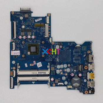 for HP 15-B Series 854962-601 854962-501 854962-001 BDL51 LA-D711P REV:1.0 UMA A8-7410 Laptop Motherboard Mainboard Tested for asus a15he a15hc rev 2 1 rev 2 0 notebook motherboard system mainboard physical pictures tested ok before send