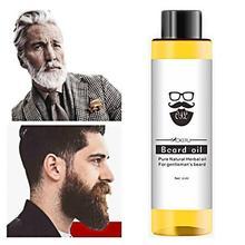 30ml Beard Oil Natural Organic Thick Anti-flaking Beard Care Spray Beard Lasting Moisturizing Growth Oil Beauty Z4T0