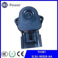 Sensor de Posição do acelerador TH381 Dy1164 DY1049 3L5Z9B989AA GL2Z9B989A 3L3U-9E928-AA DY1116 9E928-5K05B 9E9285K05B 4W4E-AA