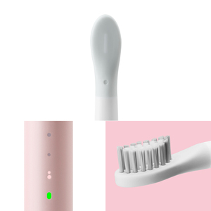Image 3 - (PINGJING) Youpin Sonicแปรงสีฟันไฟฟ้าแปรงสีฟันUltra Sonic USBชาร์จDeep Cleanกันน้ำIPX7