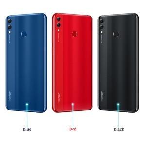 Image 2 - Original HONOR 8X Max Mobile Phone 4GB/6GB RAM 64GB/128GB ROM Octa Core 7.12 inch big Screen OTA Update Android 8.1 5000mAh
