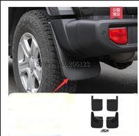Çamurluklar çamurluk genişletici Jeep Wrangler JL 2018 ABS çamur Flaps Splash Guard çamurluklar Sahara 2018 JL çamurluk genişletici