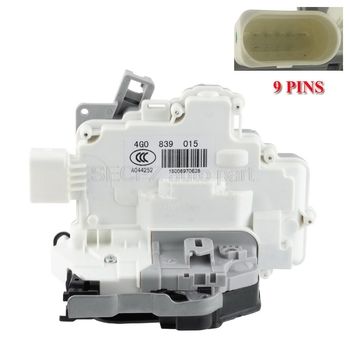 REAR LEFT DRIVER SIDE DOOR LOCK LATCH ACTUATOR For AUDI A7 QUATTRO VW TOUAREG 4G0839015 4G0839015A 4G0839015C