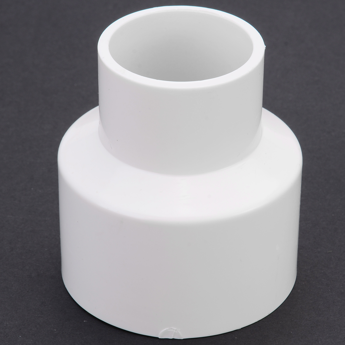 1Pcs 50mm To 32mm Reducer Adaptor For Vacuum Cleaner For Cyclone Dust Collector Woodworking Power Tools