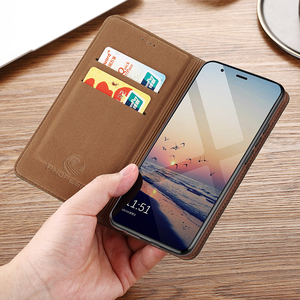 Image 4 - Grid Genuine Leather Flip Case For Lenovo P1 P1M P2 Z5 Z5S Z6 S5 K5 K5S A5 K6 K9 K10 A6 Lite Note Play Pro Plus Power Cover