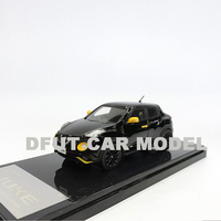 1:43 Alloy Toy Sports Car Model JUKE 15RX of Children's Toy Cars Original Authorized Authentic Kids Toys Gift