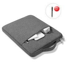 กระเป๋าถือสำหรับIPad Pro 11 2020 2018 ซิปกระเป๋าใส่กระเป๋ากันน้ำสำหรับIPad 10.2 7th Generationแท็บเล็ตfunda COVER