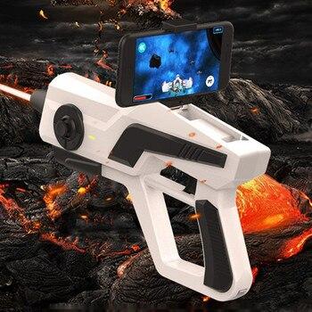 AR Bluetooth Toy Gun Game Controller Smartphone Virtual Reality Somatosensory Games Mobile Phone Shooting Gameing Gamepad Rocker 2