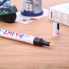 Ручка для ремонта, ручка для ремонта царапин, Перманентная ручка для автомобиля, Перманентный автомобильный протектор, резиновая Водонепроницаемая краска, маркер для шин