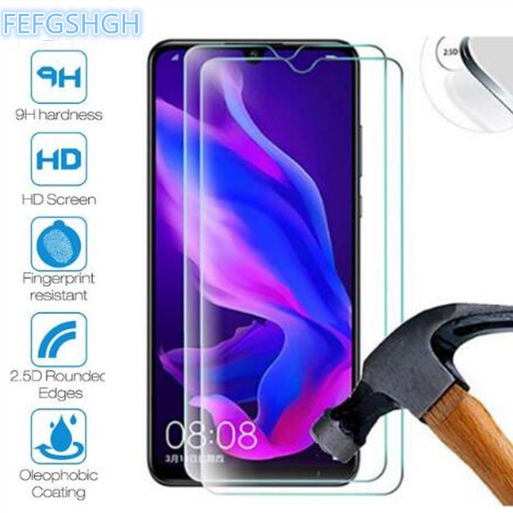 2PC 2.5D 9H Tempered <font><b>Glass</b></font> For <font><b>samsung</b></font> a10 a20 a30 a40 a50 a60 2019 Screen Protector Protective Film on galaxy <font><b>a</b></font> 10 <font><b>20</b></font> 30 40 50 image