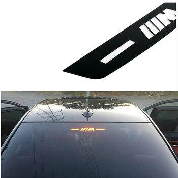 цена на Car Sticker High Brake Sticker M Logo for BMW M Emblem E46 E36 E90 E53 E39 F10 F30 E60 F20 X3 X5 X1 3 5 7series Auto Accessories