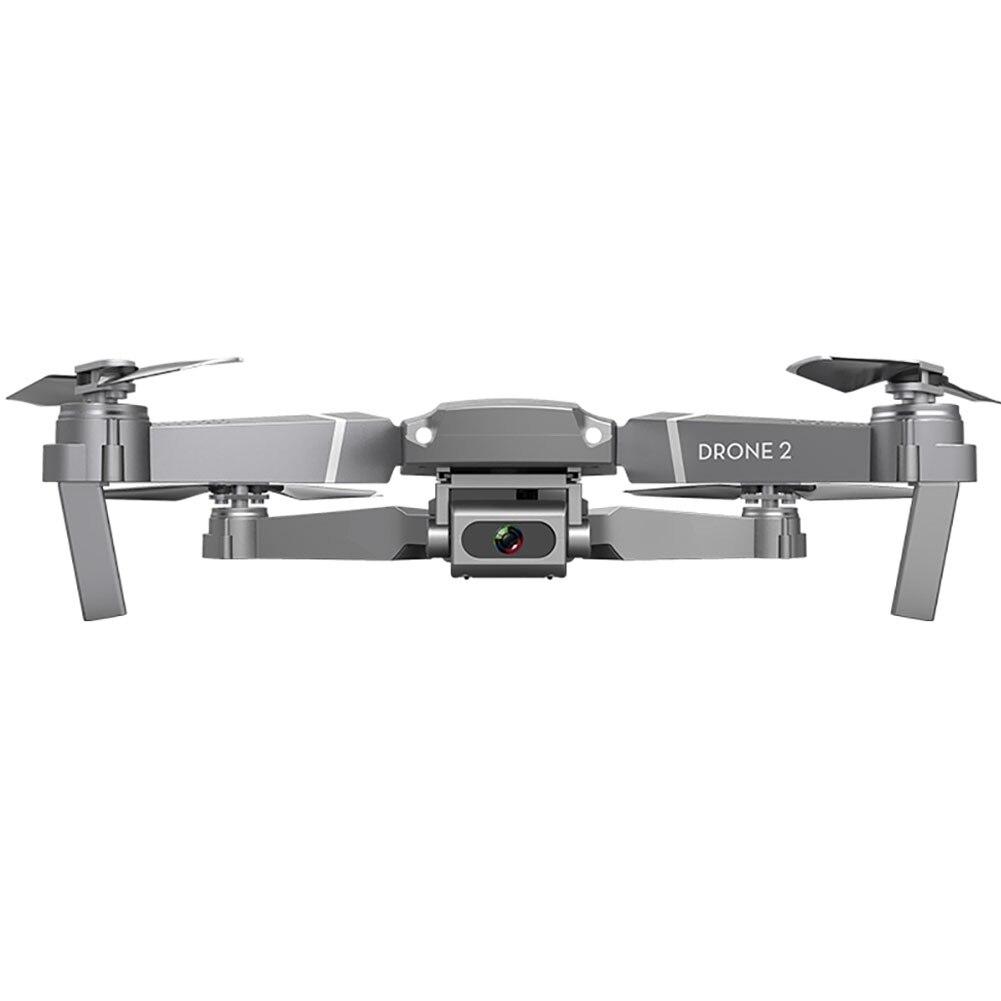 E68 składany Quadcopter dzieci prezent plastikowy RC Drone wysokość trzymaj szeroki kąt wielofunkcyjna kamera hd WIFI FPV tryb bezgłowy