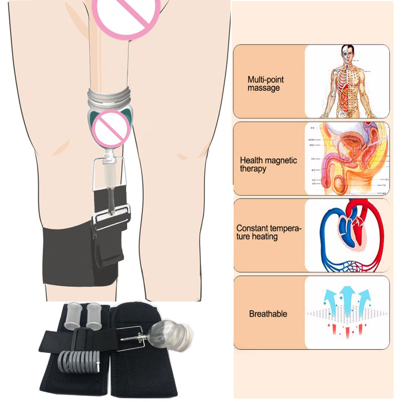 Penis Stretcher Male Enlargement And Enlarger Stretcher Enhancement System Masters Pro Extender Phallosan Penis Pump Massage