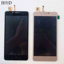 LCD Display Touch Screen For Leagoo Kiicaa Power LCD Display Screen Touch Panel Digitizer Sensor Assembly Tools + Protector Film