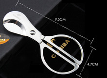 Stainless Steel Cigar Cutter for Cuban COHIBA Tool Gadget Accessories