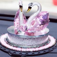 Рождественский подарок украшение для автомобиля креативный кристалл