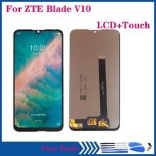 Оригинальный ЖК дисплей для zte blade v10 с сенсорным экраном